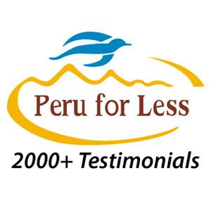PeruFourLess Logo. Turismo PeruDesignnet