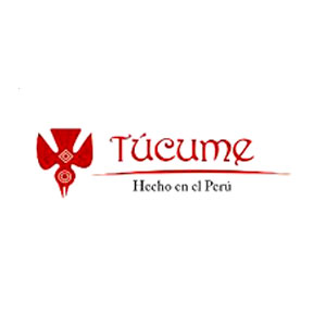 Túcume Logo. Artesania Perudesignnet