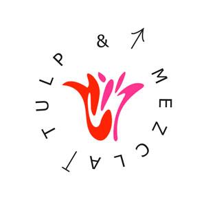 Tulp & Mezcla Logo. Artesania. PeruDesignnet