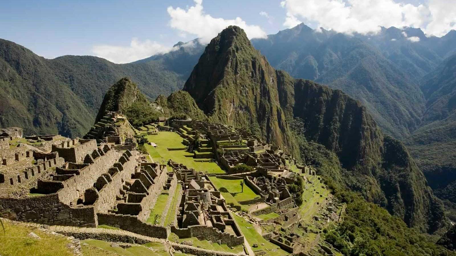 Machu Picchu_PerúDesignNet